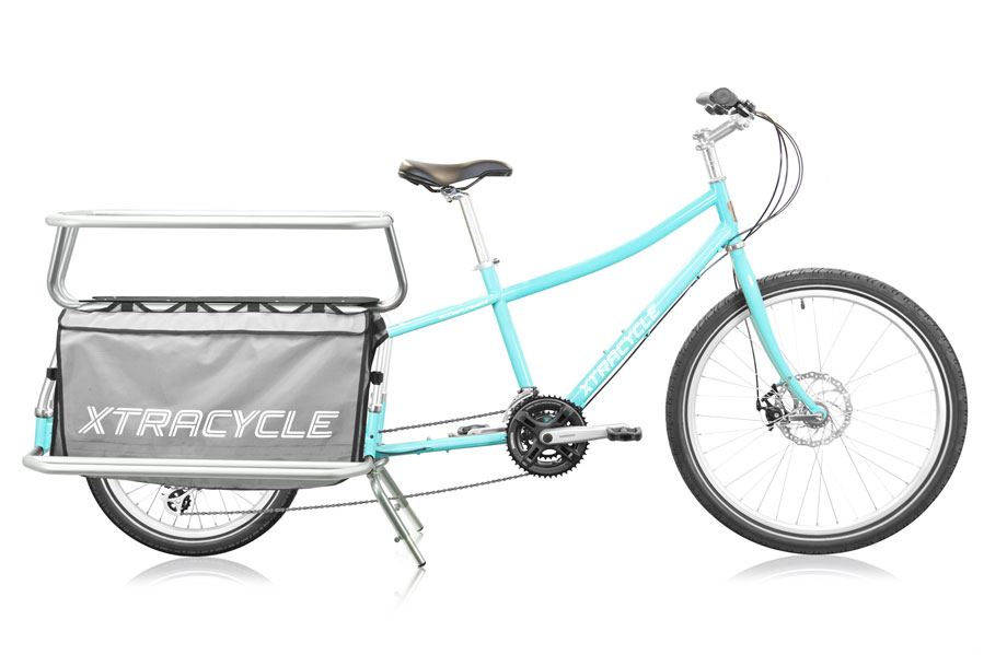 Xtracycle Edgerunner 24D 2016